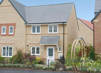 "Thumbnail 3 bed semi-detached house for sale in ""Barwick"" at Laughton Road, Thurcroft, Rotherham"