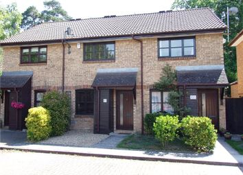 Thumbnail 2 bed terraced house to rent in Fordwells Drive, The Warren, Bracknell, Berkshire