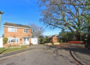 Stanford Rise, Sway, Lymington SO41. 3 bed link-detached house for sale