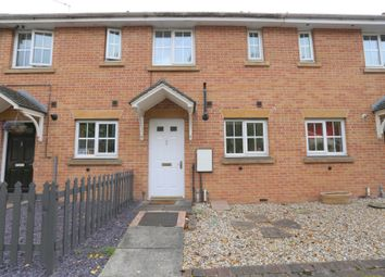 Thumbnail 2 bed town house for sale in South Terrace, Stoke On Trent