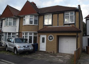 Thumbnail 5 bed semi-detached house to rent in Spring Gardens, Woodford Green, Essex.