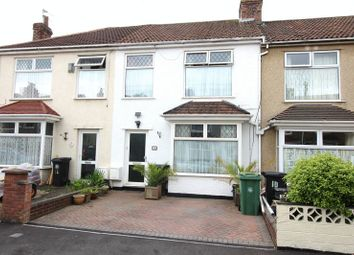 Thumbnail 3 bed terraced house for sale in Charminster Road, Fishponds, Bristol