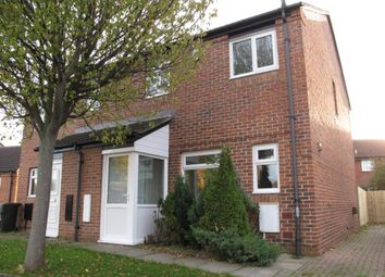 Thumbnail 3 bedroom semi-detached house to rent in Hazelbank, Coulby Newham, Middlesbrough