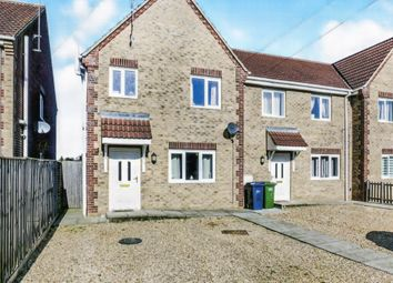 3 bed end terrace house for sale in Beechings Close, Wisbech St. Mary, Wisbech PE13