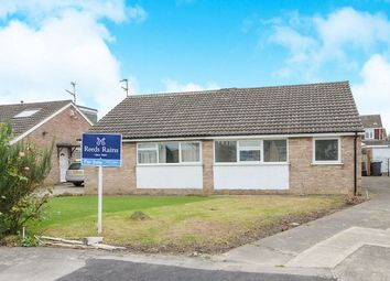 Thumbnail 2 bed bungalow for sale in Chantry Close, York