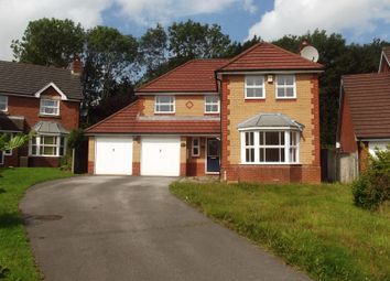 Thumbnail 5 bed detached house to rent in Spruce Close, Fulwood, Preston