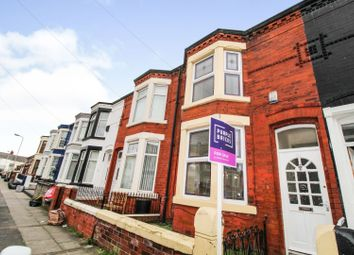 Thumbnail 3 bed terraced house for sale in Clare Road, Bootle