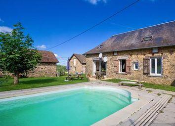 Thumbnail Farm for sale in St-Pardoux-Corbier, Corrèze, France