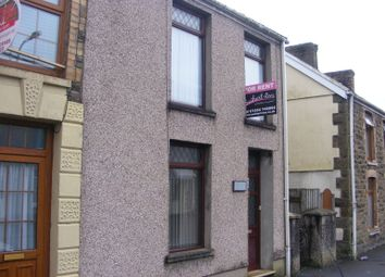 Thumbnail 2 bed end terrace house to rent in Afon Road, Llangenech