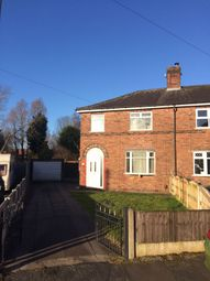 Thumbnail 3 bed property to rent in Secker Avenue, Latchford, Warrington