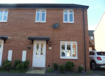 Thumbnail 3 bed semi-detached house to rent in Iris Crescent, Lincoln