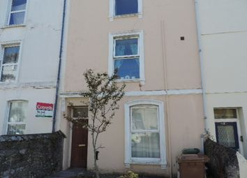 Thumbnail 1 bed flat to rent in Melbourne Street, Plymouth