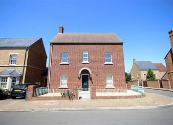 Thumbnail 4 bed detached house for sale in Frogden Road, East Wichel, Swindon