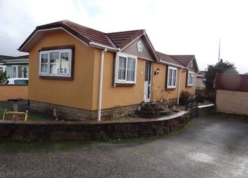Thumbnail 2 bed mobile/park home for sale in Orchard Park, Bugle