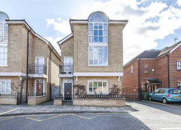 Thumbnail 4 bed detached house for sale in Langton Way, London