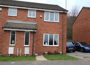 Thumbnail 3 bed end terrace house to rent in Sandstone Drive, Sheffield