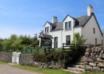 Thumbnail Hotel/guest house for sale in The Green Cruachan Guest House, Stoer, Nr Lochinver, Sutherland
