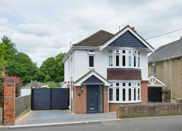 Thumbnail 5 bed detached house for sale in Junction Road, Andover