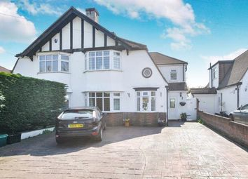 Thumbnail 4 bedroom semi-detached house for sale in Frankswood Avenue, Petts Wood, Orpington, Kent