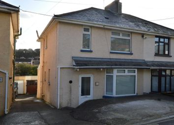 3 bed semi-detached house to rent in Wembury Road, Plymouth, Devon PL9