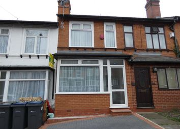 Thumbnail 3 bed terraced house for sale in St Benedicts Road, Small Heath, Birmingham