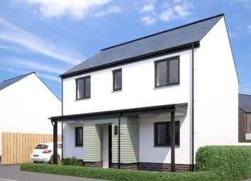 Thumbnail 3 bed detached house for sale in Weston, Paignton