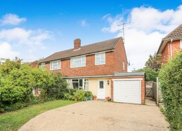 Thumbnail 3 bedroom semi-detached house for sale in Lordship Lane, Letchworth Garden City, Hertfordshire, England