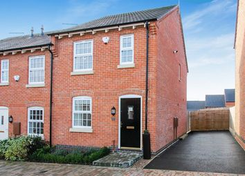 Thumbnail 3 bedroom detached house to rent in Carr Brook Way, Melbourne, Derby