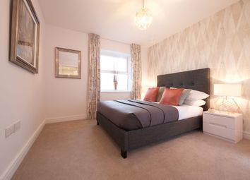 Thumbnail 1 bed flat for sale in Plot 17, Bowman House, Queensgate, Farnborough, Hampshire