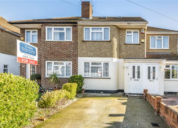 Thumbnail 3 bed terraced house for sale in Parkfield Crescent, South Ruislip, Middlesex