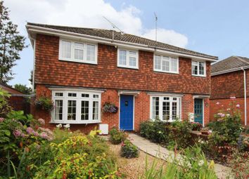 Thumbnail 3 bed semi-detached house for sale in Middlebridge Street, Romsey