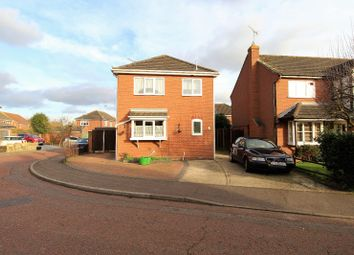 Thumbnail 3 bedroom detached house for sale in Beaumont Close, Colchester