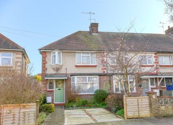 Thumbnail 3 bed property for sale in Fletcher Road, Broadwater, Worthing