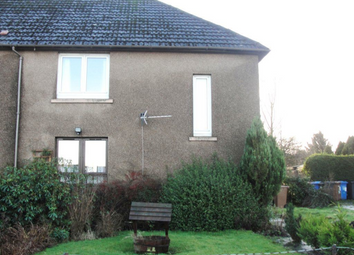 Thumbnail 1 bedroom flat to rent in Burngrange Cottages, West Calder