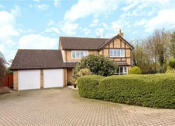 Thumbnail 4 bed detached house for sale in Bluebell Meadow, Winnersh, Wokingham
