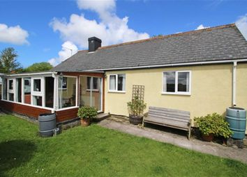 Thumbnail 3 bed detached bungalow for sale in Pyworthy, Holsworthy