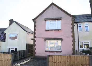 Thumbnail 2 bedroom detached house for sale in Meadow View Road, Newhall, Swadlincote