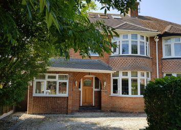 Thumbnail 5 bed semi-detached house for sale in Middle Road, Aylesbury