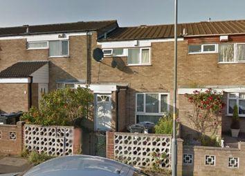 Thumbnail 3 bed terraced house to rent in Trevor Street West, Nechells, Birmingham