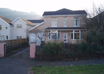Thumbnail 3 bed detached house for sale in Glenboi, Mountain Ash
