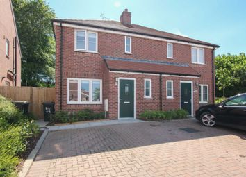 Thumbnail 3 bed semi-detached house for sale in Esme Avenue, Blandford St Mary