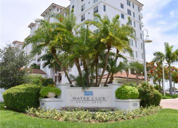 Thumbnail 2 bed town house for sale in 1325 Snell Isle Blvd Ne 407, St Petersburg, Fl, 33704