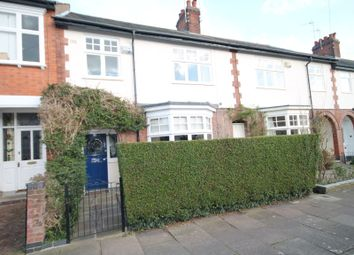 Thumbnail 3 bed terraced house for sale in Elms Road, South Knighton, Leicester