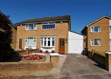 Thumbnail 2 bed semi-detached house for sale in Housesteads Road, Sandsfield Park, Carlisle, Cumbria