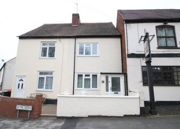 Thumbnail 2 bed semi-detached house for sale in The Green, Hartshill, Nuneaton