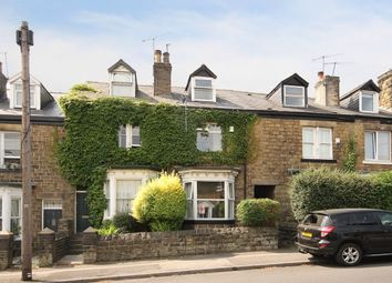 Thumbnail 3 bed terraced house to rent in Osborne Road, Nether Edge, Sheffield