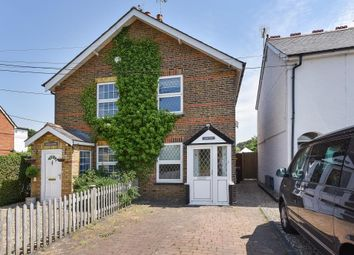 Thumbnail 2 bed cottage to rent in Marsh Lane, Taplow