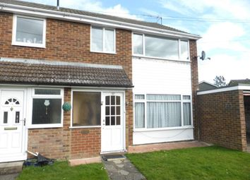 Thumbnail 3 bedroom end terrace house to rent in Cove Road, Farnborough