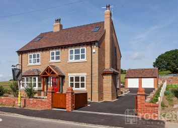 Thumbnail 5 bed detached house to rent in Nantwich Road, Audley, Stoke-On-Trent