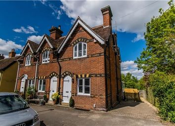 Thumbnail 2 bedroom end terrace house for sale in Castle Street, Saffron Walden, Essex